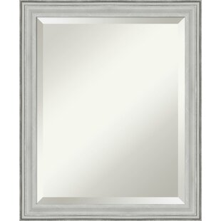 Rosdorf Park Rectangle Framed Mirror