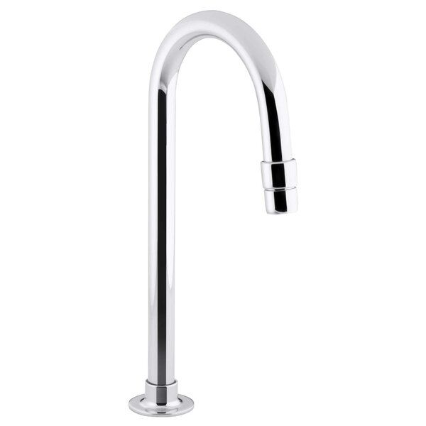 Bathroom Sink Gooseneck Spout with Aerator by Kohler