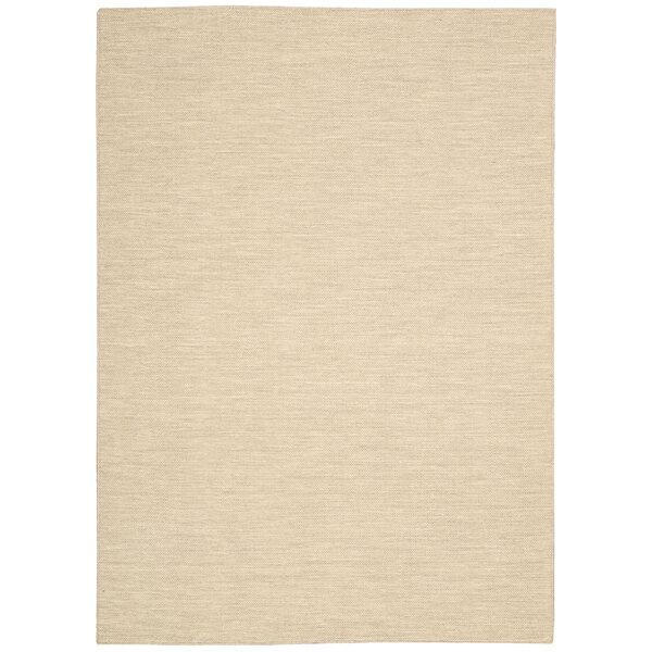 Plateau Handmade Fossil Travertine Area Rug by Calvin Klein
