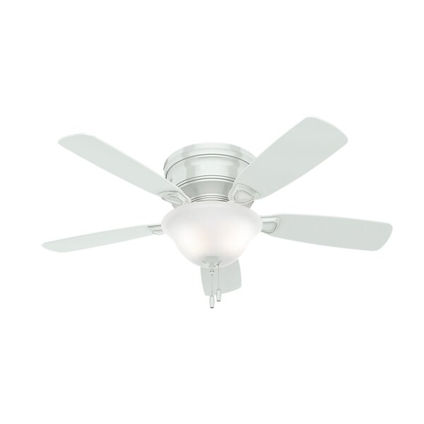 48 Low Profile 5-Blade Ceiling Fan by Hunter Fan