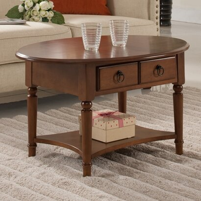 Coastal Notions Coffee Table by Leick Furniture