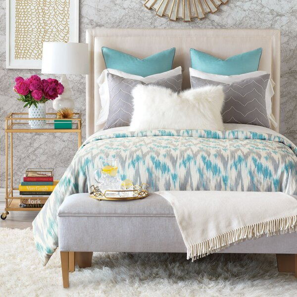 Eloise Reversible Duvet Cover Set