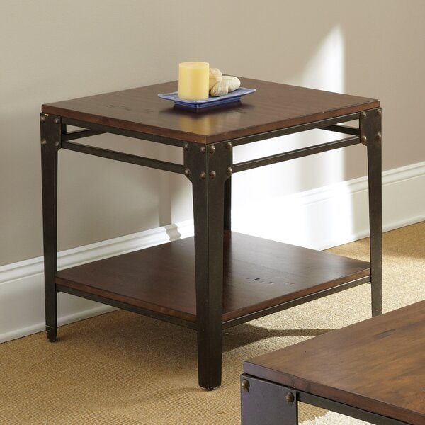Carmela End Table By 17 Stories Modern