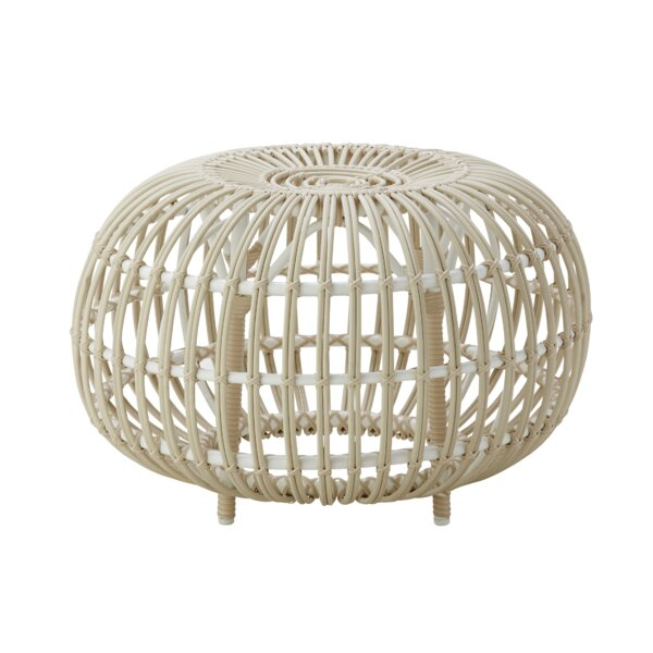 Icons Franco Albini Outdoor Ottoman by Sika Design