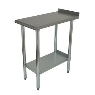 Economy Filler Prep Table by Advance Tabco