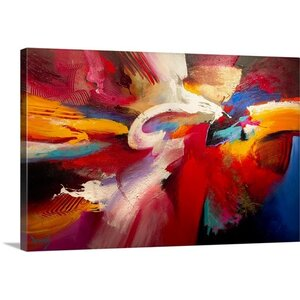Life, Love and Passion by Jonas Gerard Graphic Art on Canvas by Great Big Canvas