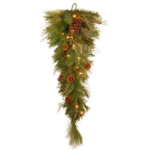 Pre-Lit Pine Teardrop by National Tree Co.