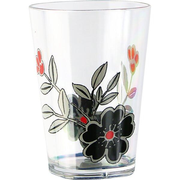 Mandarin Flower Acrylic 8 oz. Drinkware (Set of 6) by Corelle