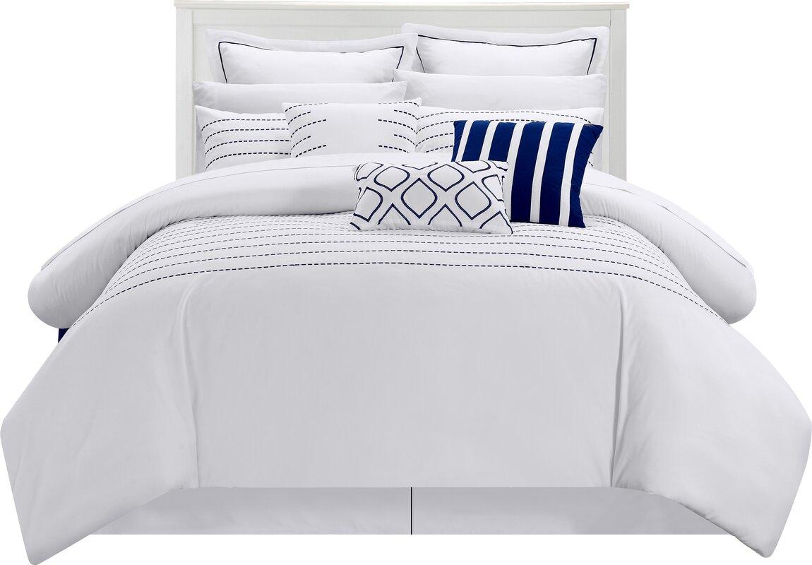 Tellier 9 Piece Comforter Set