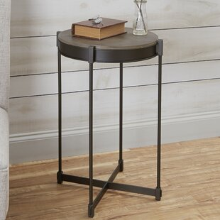 Clearance Calvert End Table ByWrought Studio