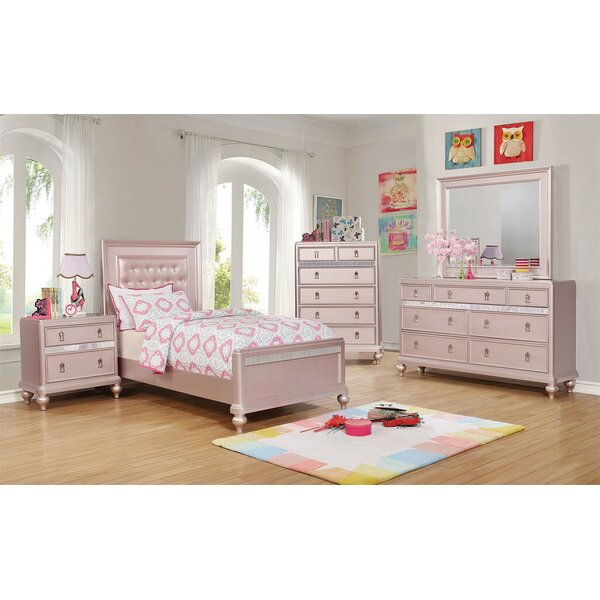 Alisson Standard Configurable Bedroom Set by Rosdorf Park