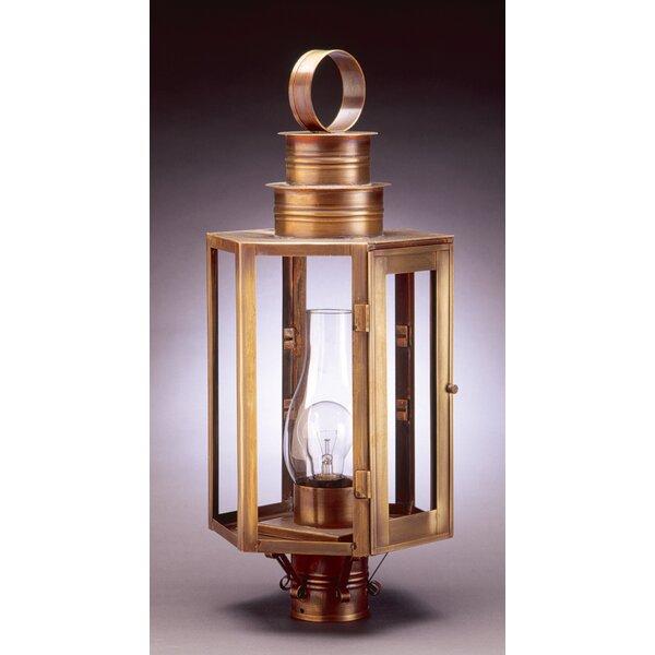 Hardwick 3-Light Lantern Head by Northeast Lantern