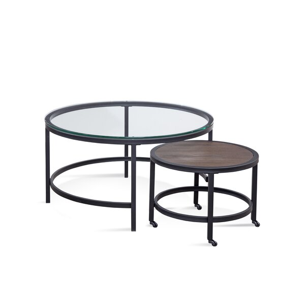 Pacha 2 Piece Coffee Table Set By Brayden Studio