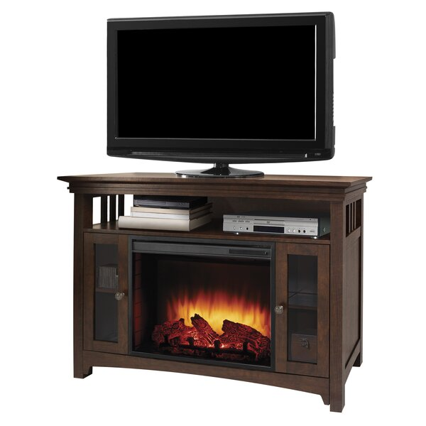 Wyatt Infrared 48 TV Stand with Fireplace by Muskoka