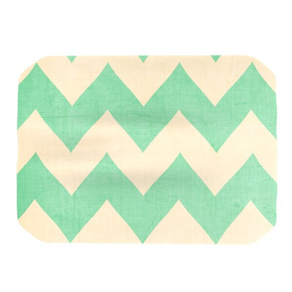Malibu Placemat by KESS InHouse