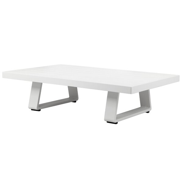 Pontmain Coffee Aluminium Table by Brayden Studio