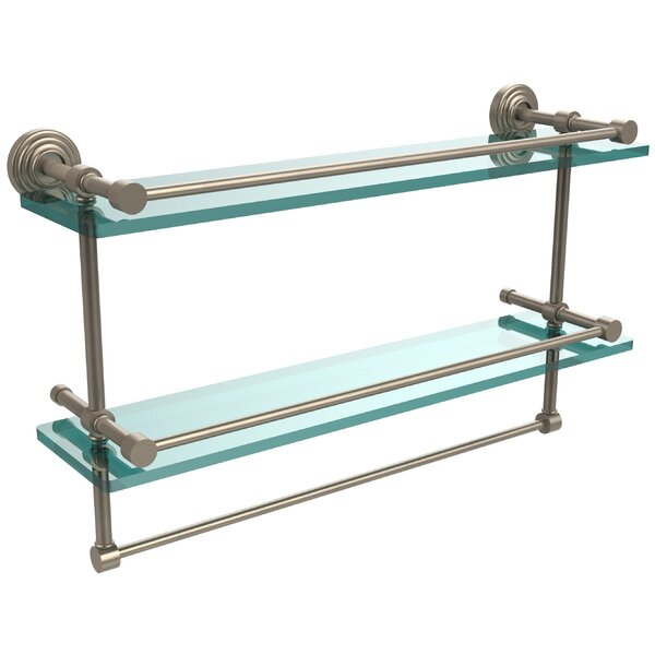 Waverly Place Wall Shelf by Allied Brass