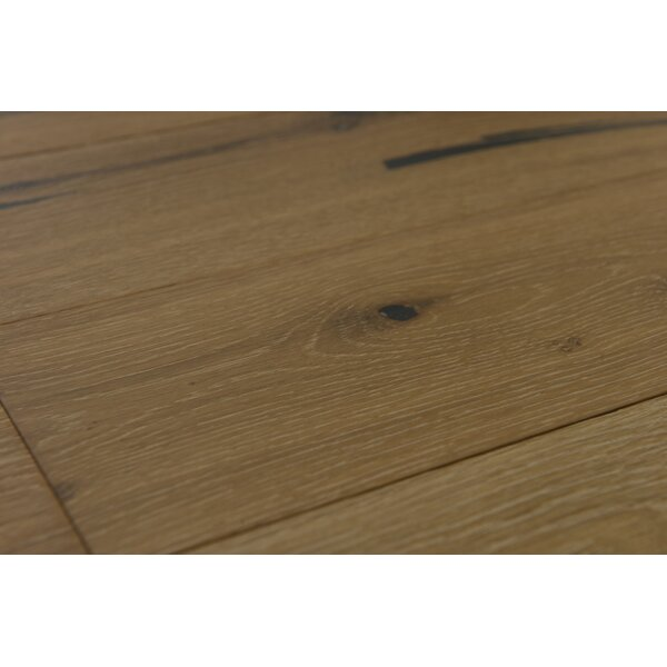Santorini 5 Engineered Oak Hardwood Flooring in Barley by Branton Flooring Collection