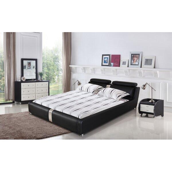 Vidur Upholstered Platform Bed by Orren Ellis