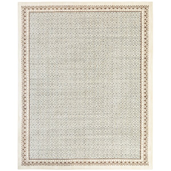 Phillipsburg Beige Area Rug by Darby Home Co