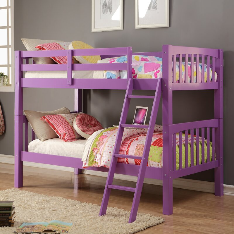 Donco Kids Grapevine Twin Bunk Bed & Reviews