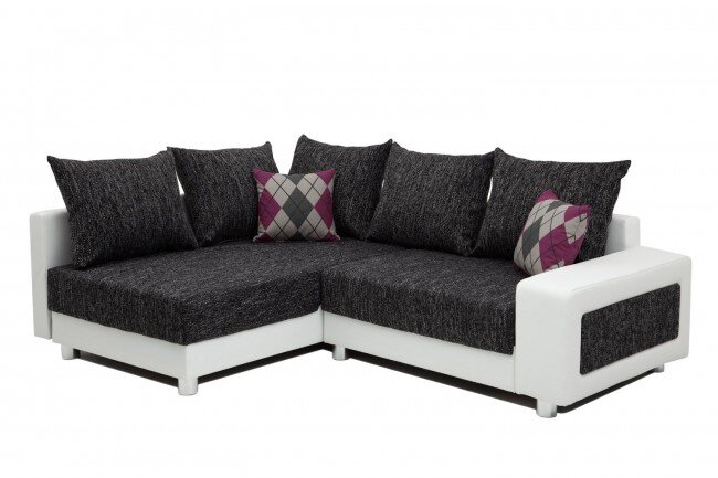 home haus ecksofa bargo. Black Bedroom Furniture Sets. Home Design Ideas