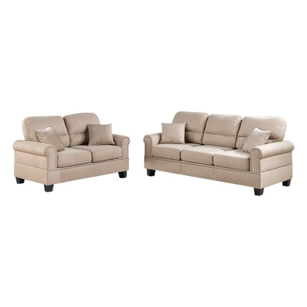 Looking for Rinere 2 Piece Living Room Set By Red Barrel Studio 2019 Sale