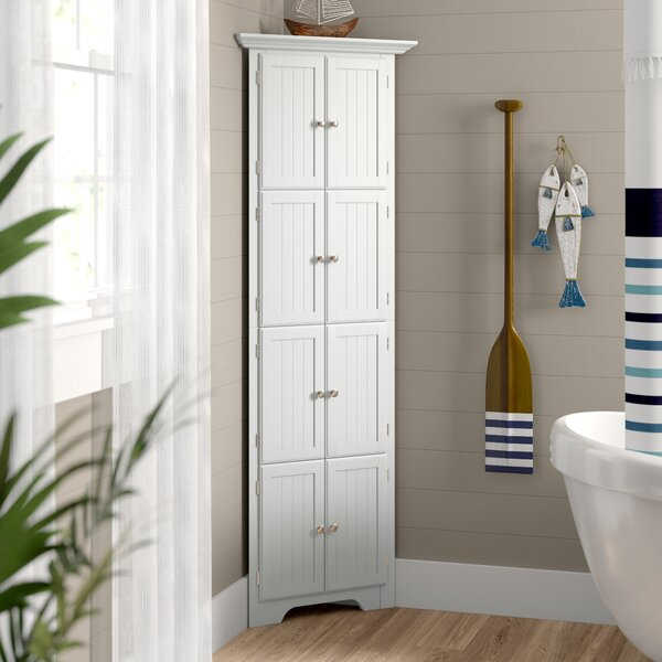 Olivares 8 Door Accent Cabinet by Breakwater Bay