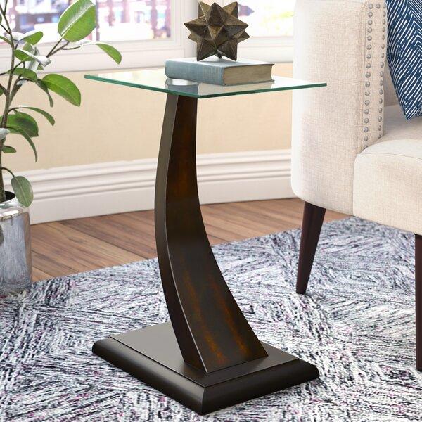 Chaim End Table By Latitude Run