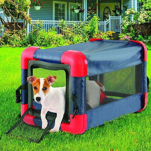 Dawson Pop Up Pet Crate by Tucker Murphy Pet