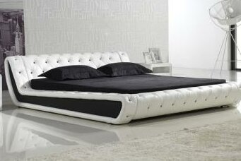 Cambria Queen Upholstered Platform Bed by Orren Ellis Orren Ellis