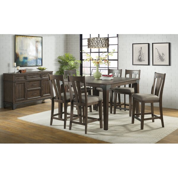 Potter 7 Piece Pub Table Set by Williston Forge