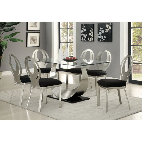 Atami 7 Piece Dining Set by Orren Ellis