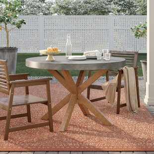 Best Mancini Round Dining Table ByBirch Lane™