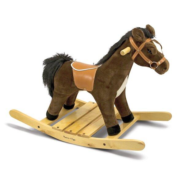 Plush Rocking Horse by Melissa & Doug