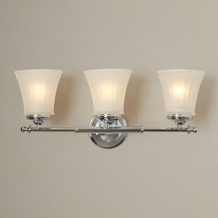 Look for Hinde 3-Light Vanity Light By Charlton Home