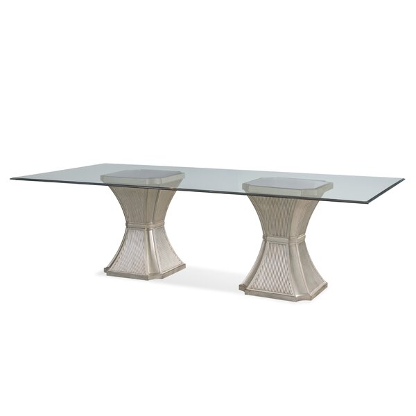 Marcarthur Dining Table by Willa Arlo Interiors