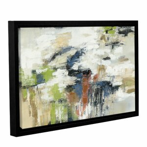 Highline View Framed Painting Print on Wrapped Canvas by Ivy Bronx