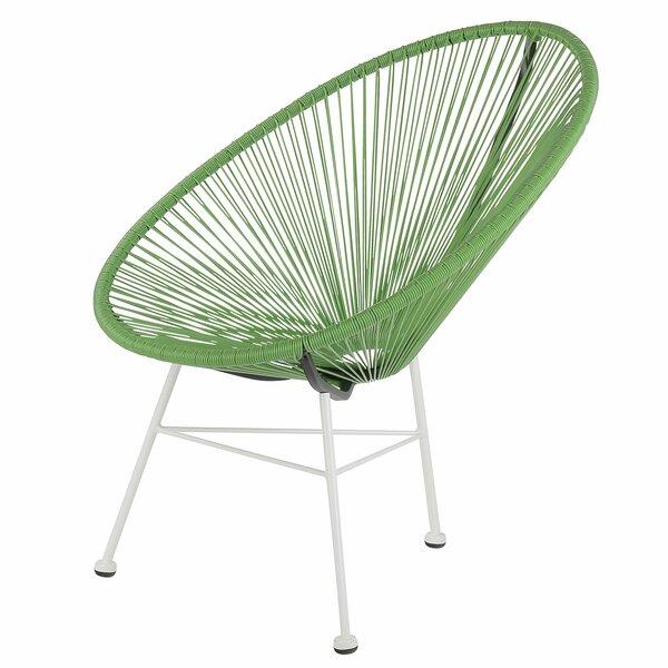 Maya Acapulco Woven Basket Patio Chair by Joseph Allen Joseph Allen