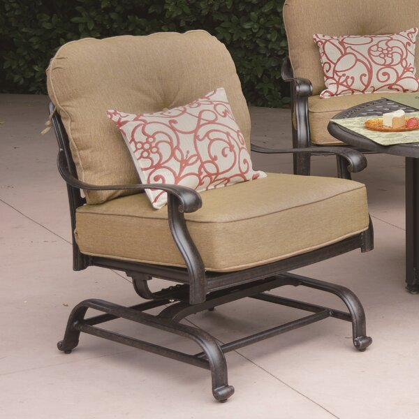 Lebanon Spring Base Club Chair with Cushions (Set of 2) by Three Posts