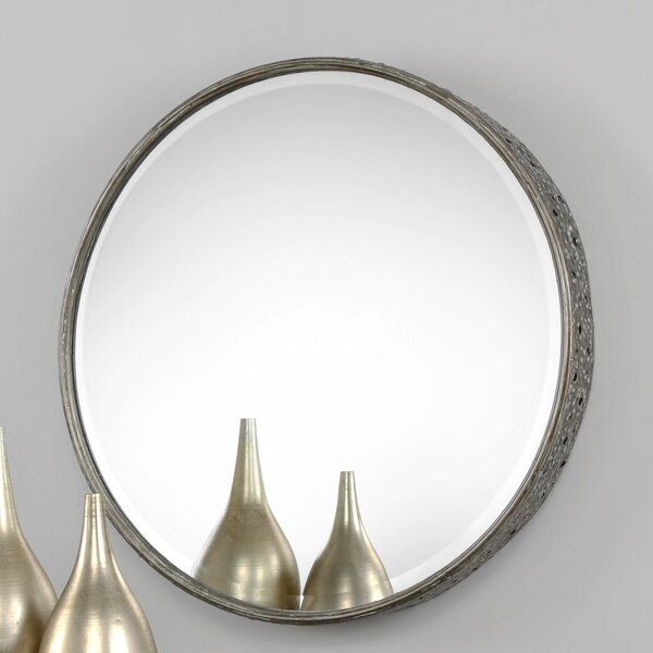 Laureldale Accent Mirror by Wade Logan