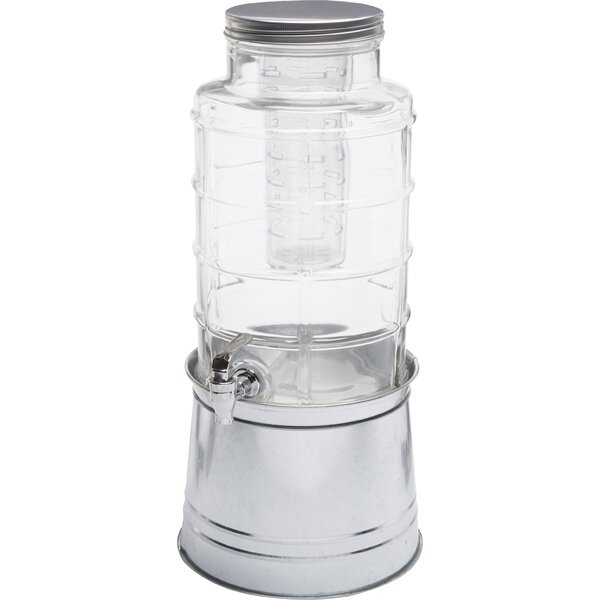 Big Window 2.4 Gal Beverage Dispenser by Circle Glass