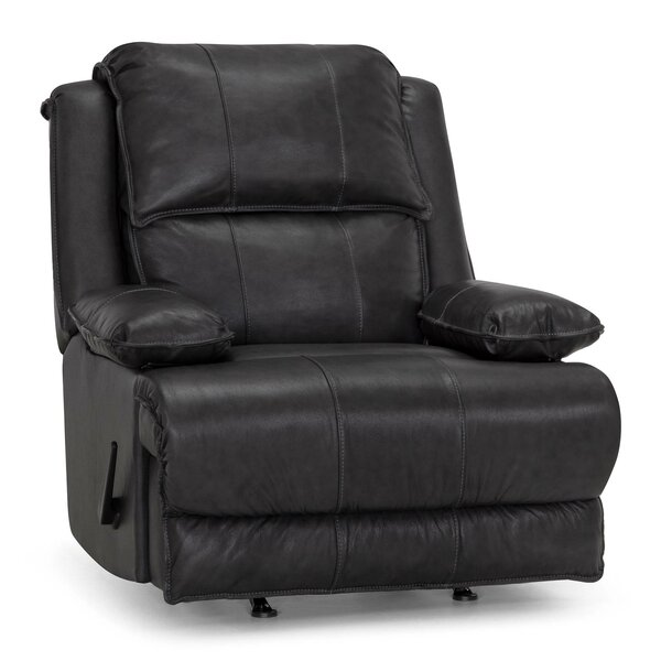 Severn Leather Manual Rocker Recliner W002179814