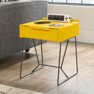 Seaver End Table by Varick Gallery