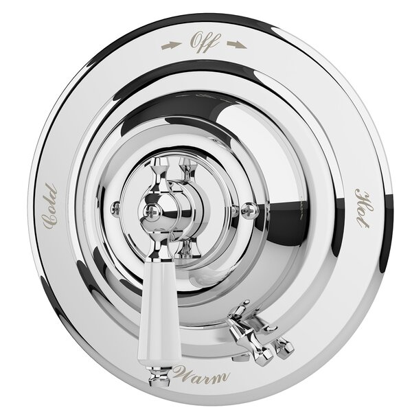 Carrington Shower Valve Trim with Metal Lever Handle by Symmons