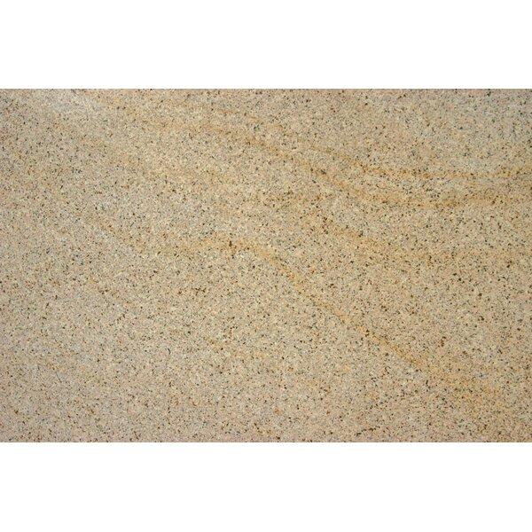 18'' x 31'' Granite Field Tile in Giallo Fantasia by MSI