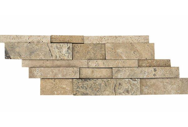 Philadelphia Ledger Random Sized Stone Mosaic Tile by Parvatile