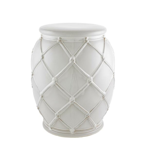 Drum Rope End Table By Eichholtz