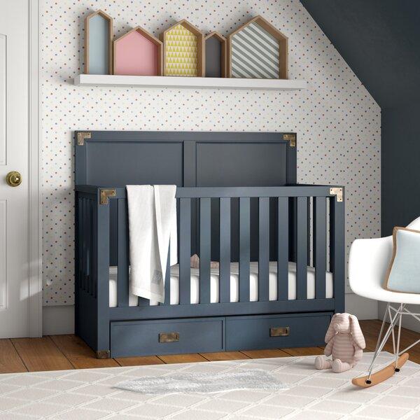 Agostino 5-in-1 Convertible Crib by Viv + Rae