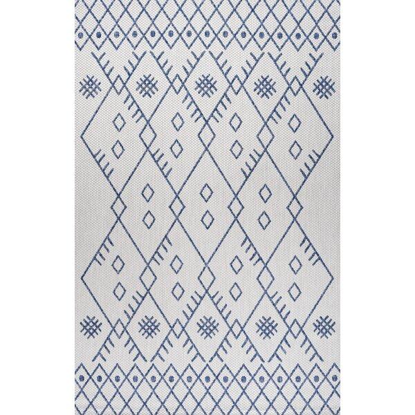 Tuthill Ivory/Navy Rug